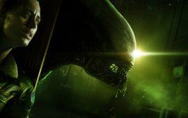 Alien Isalation