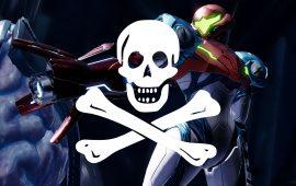 Metroid Dread/ Piracy