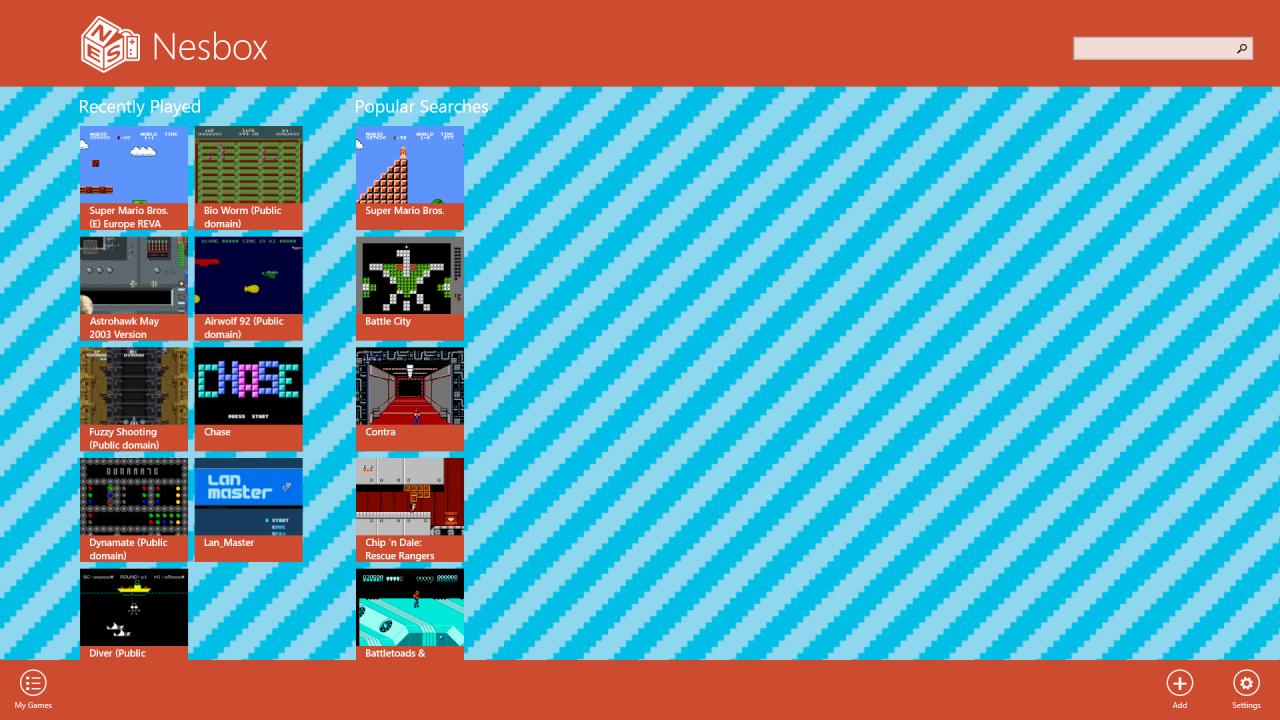 NES emulator NESbox komt naar de Xbox One