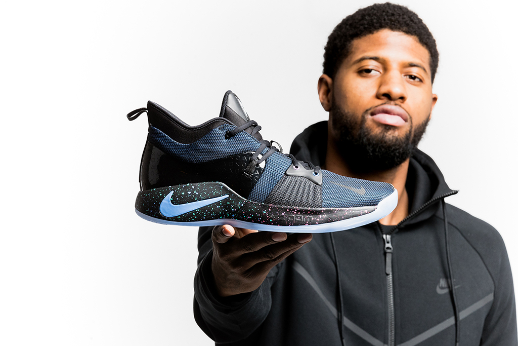 Paul George Nike PlayStation PG2