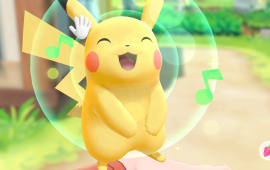 Pokémon Let's Go Discussie