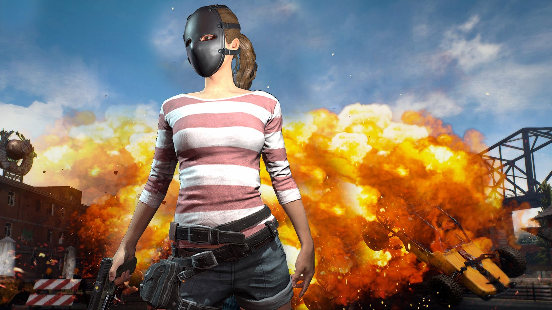 Pubg Hd Wallpapers Free Download For Desktop Pc: PUBG Free-to-play Nu Te Downloaden Op IOS En Android
