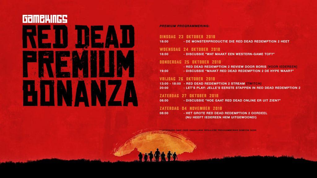 Red Dead Premium Bonanza