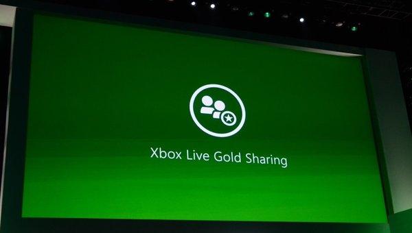 Xbox Live Account Kan Gedeeld Worden