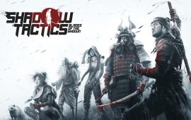 Let's Play Shadow Tactics: Blade of the Shogun