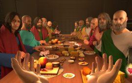 I am Jesus Christ game