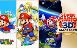 Super Mario 3D Allstars Review