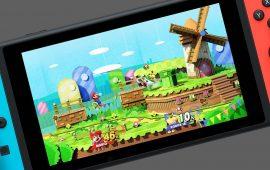 Super Smash Bros op de Nintendo Switch tijdens de Nintendo Direct