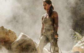 Shelly en Jelle bespreken de trailer van Tomb Raider
