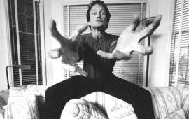 Filmkings over Incredibles 2, Robin Williams en The Staircase
