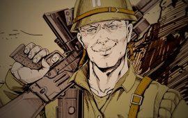Wolfenstein 2 the deeds of captain Wilkins DLC