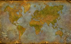 How Big is The Map