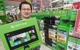 Xbox fails Japan