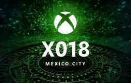 Xbox X018