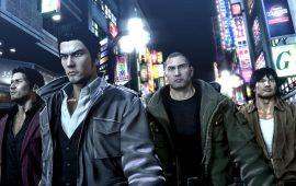 yakuza 5 remastered trailer